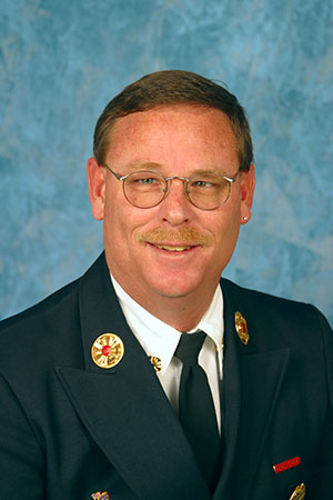 M. C. Beadle, Chief PCFD