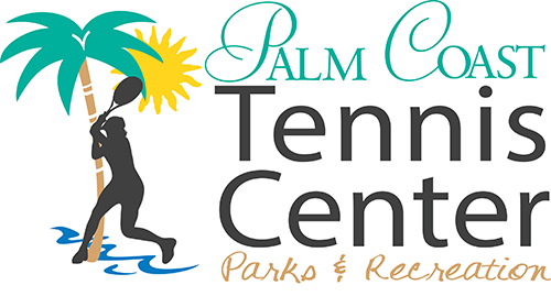 Palm Coast Tennis Center Logo