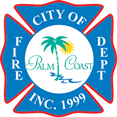 Palm Coast Fire Department Logo