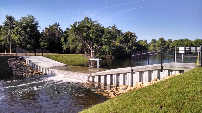 M-3 Surface Water Control Structure