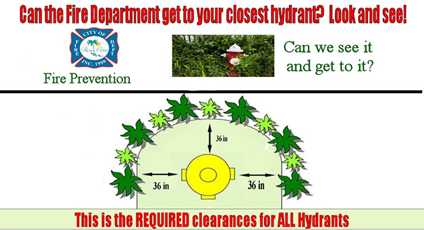 Hydrant Clearance