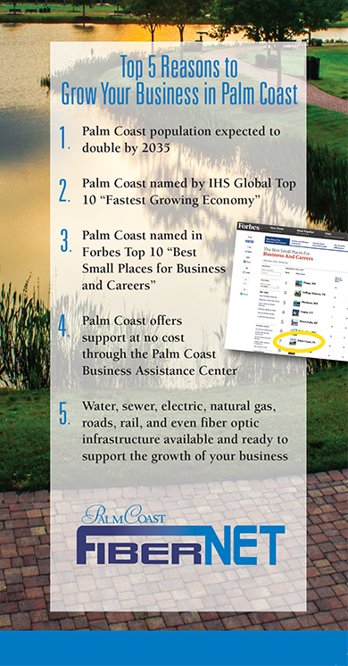 5 Reasons to Grow Your Business in Palm Coast