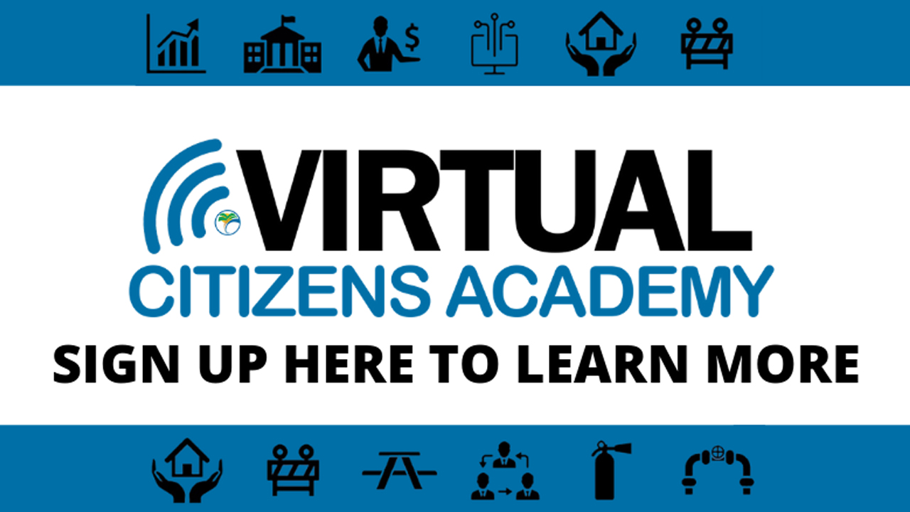Virtual Citizen's Academy